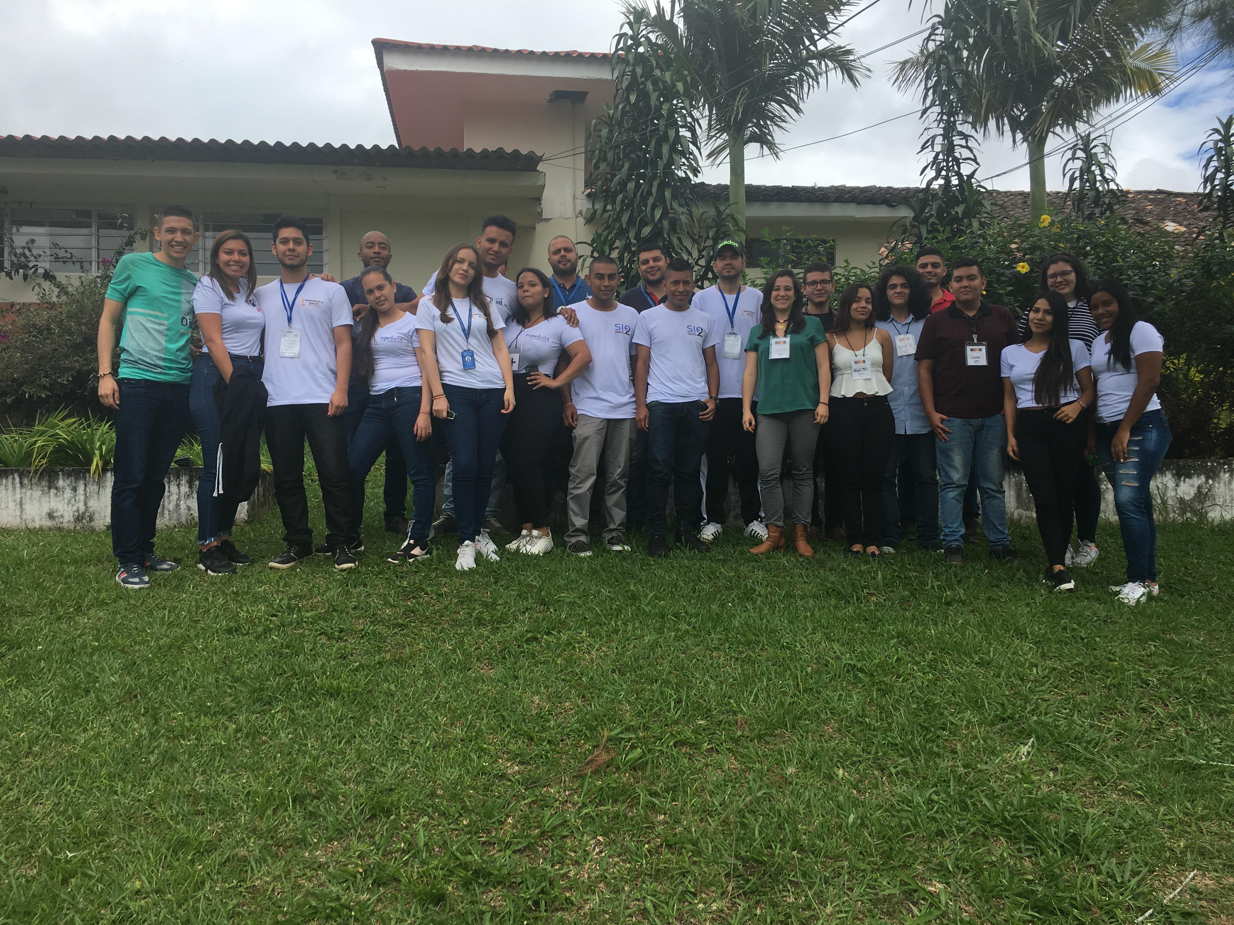 Transferencia del laboratorio GEIO a la Fundación Universitaria de Popayán