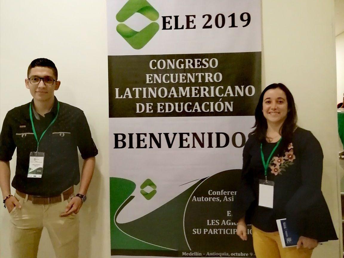 Ponencia de GEIO en el Encuentro Latinoamericano de Educación ELE 2019