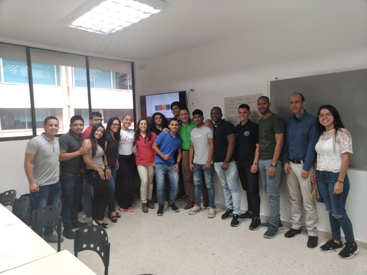 Transferencia del laboratorio GEIO a la Universidad Santiago de Cali