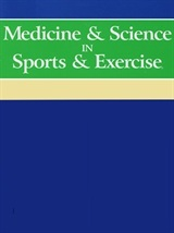 MEDICINE Y SCIENCE IN SPORTS Y EXERCISE